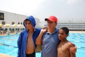 Zinho, Lucas and Michael